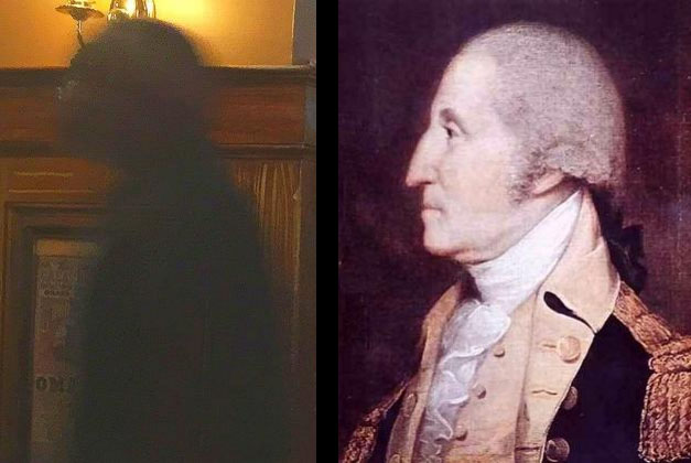Was George Washington Caught on Camera?