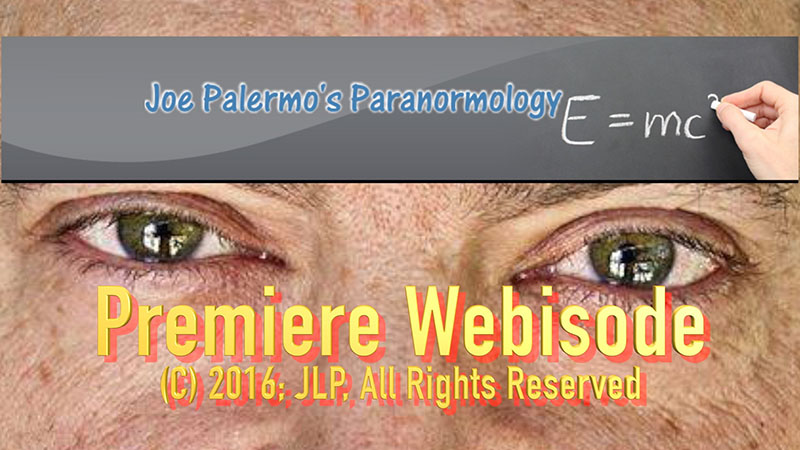 Joe Palermo's Paranormology
