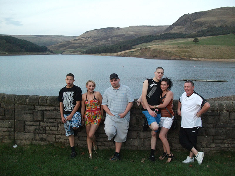 The Unexplained Hand of Dovestone Reservoir