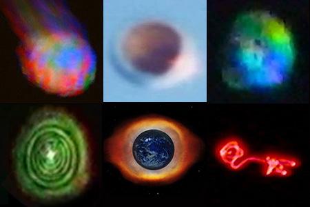 Plasma UFOs
