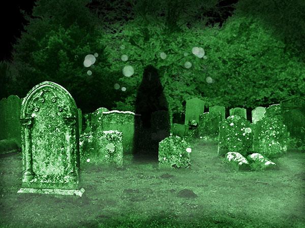 Presence in the Graveyard