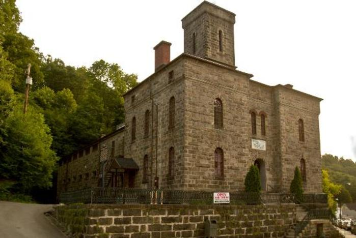 'Haunted' Jail up for Sale