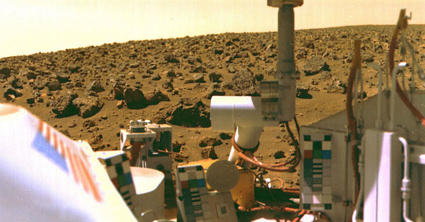 NASA Refutes Claim That Probe Discovered Life on Mars in 1976