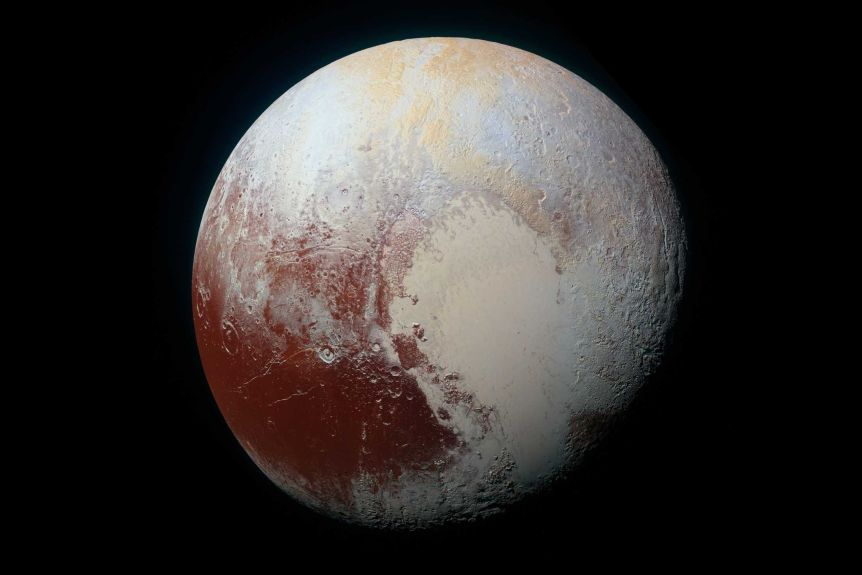 Pluto May Have an Ocean Under Its Surface