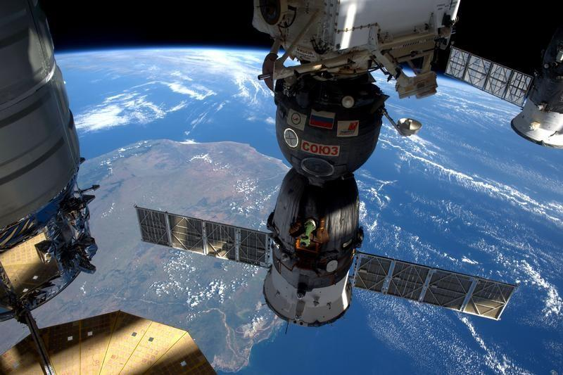 Russian Scientists Claim Alien Life May Exist on the ISS