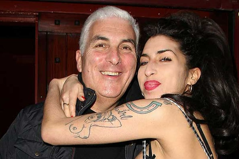 Amy Winehouse's Dad Claims to Be Visited by the Singer's Ghost
