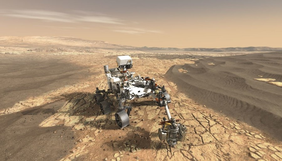 Oxygen Discovery 'Completely Changes' Potential for Life on Mars