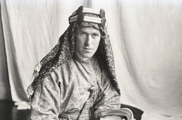 Lawrence of Arabia's 'Ghost' Sighted at His Former Dorset Home