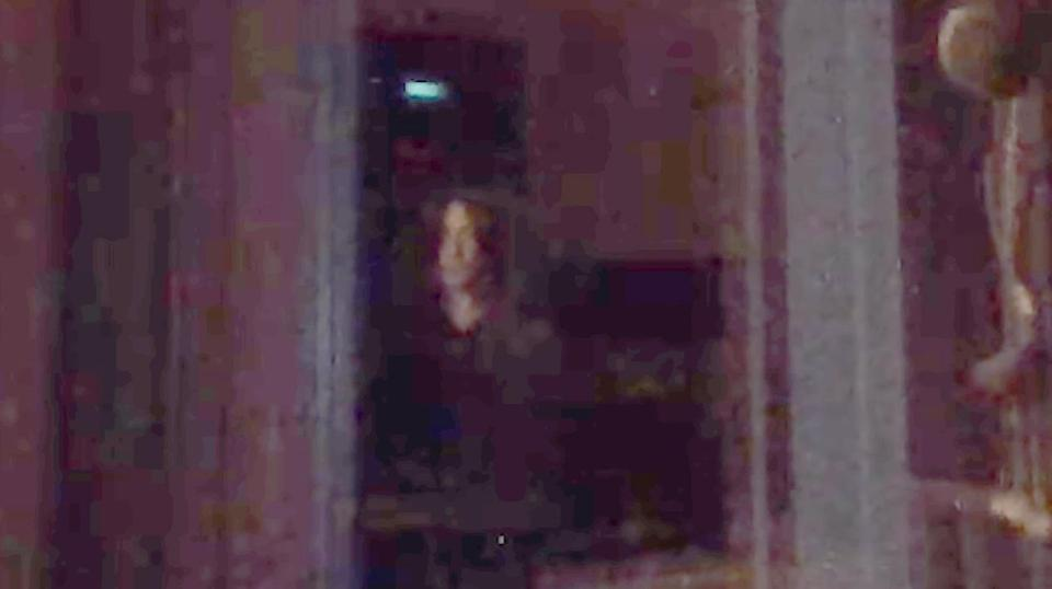 Images Claim to Show 'Black Eyed Kid' Staring Through Window