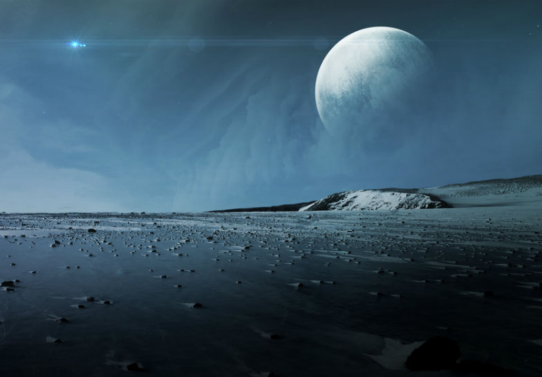 Alien Life in the Solar System 'May Be Prevalent On Icy Moons'