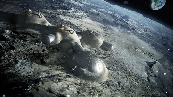 European and Chinese Space Agencies Plan 'Moon Village'