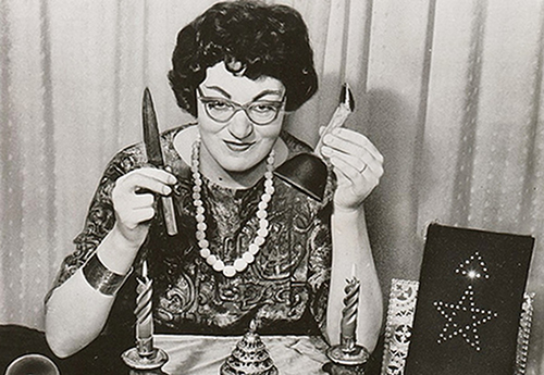 Brighton 'Witch' Doreen Valiente's Possessions Go on Display