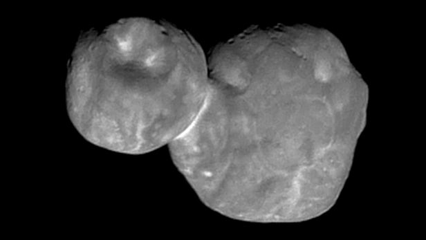 Weird New Landmarks on Ultima Thule Come into Focus