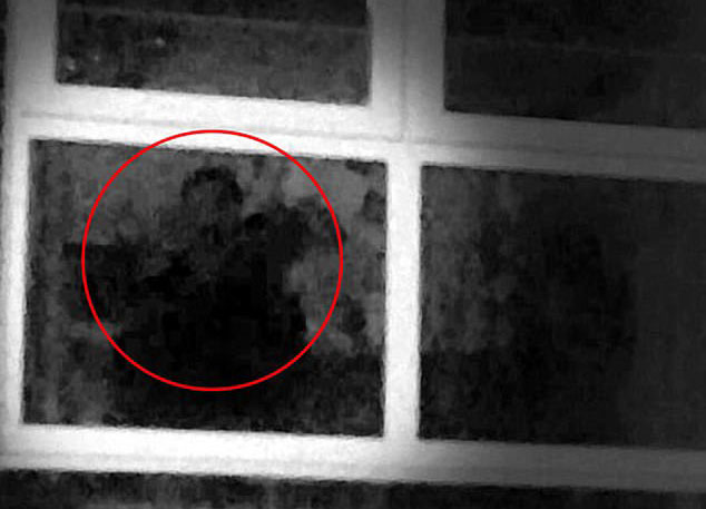 'Malcolm the Poltergeist' Caught on Camera at Haunted Home