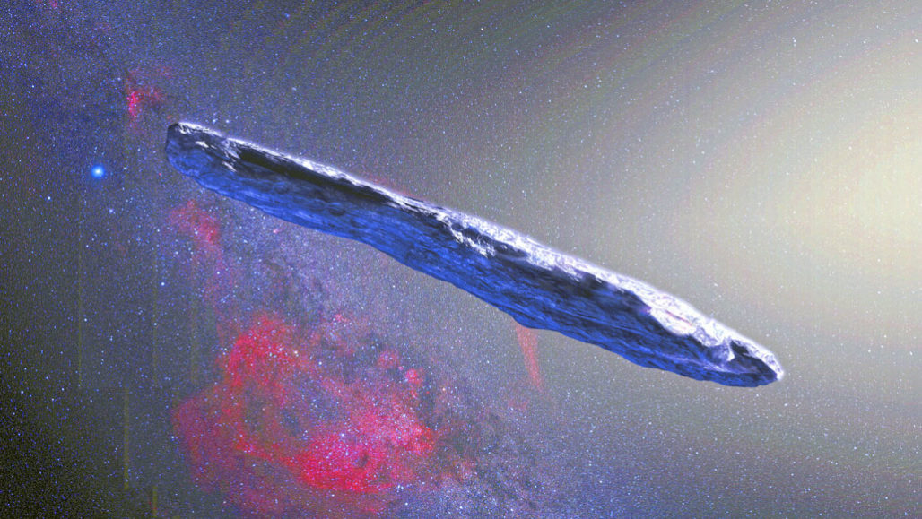 Latest Interstellar Object Makes 'Oumuamua Seem Even Stranger