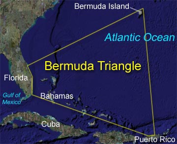 Hollywood is Developing Three Bermuda Triangle Movies