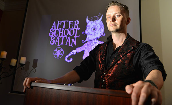 An After School Satan Club Could Be Coming to Your Town