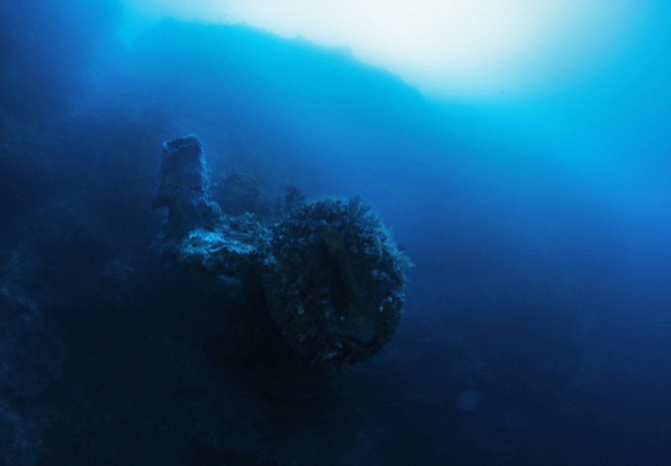 Shipwreck Explorer Discovers 'Unidentified Submerged Object'