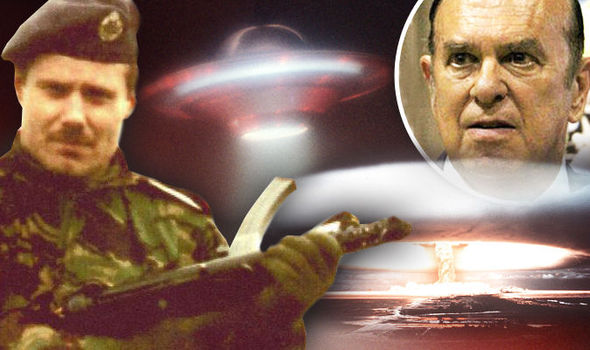 Was the Rendlesham Forest 'UFO' Seeking Out Nuclear Weapons?