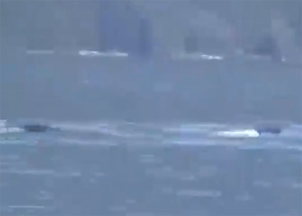 'Argentina's Loch Ness Monster' Recorded by Kayaker