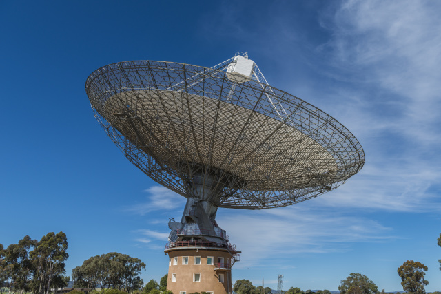 Strange Radio Signal Found Coming from Nearby Star