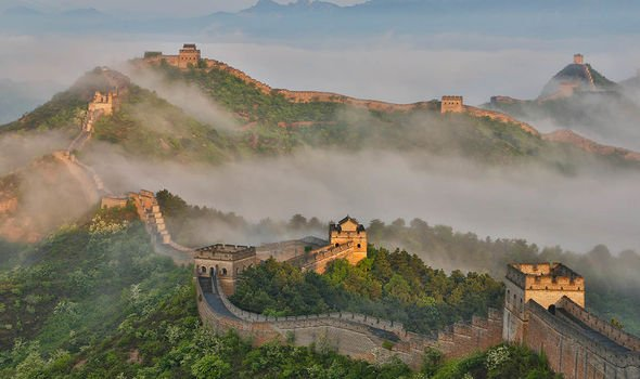 Scan of Great Wall of China Uncovers 'Mysterious Openings'