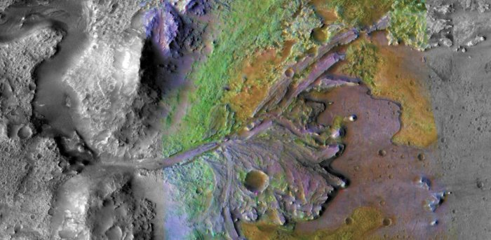 Study Reveals Water on Mars Existed Even Earlier Than Thought