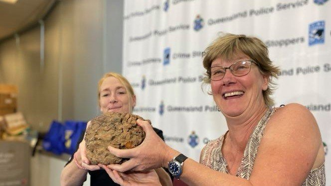 Stolen Four-billion-year-old Meteorite Returned to Museum
