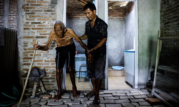 Man Heralded as Oldest Human Dies in Indonesia 'Aged 146'