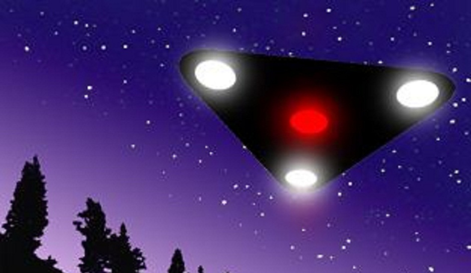 Mysterious Dark Triangle Spotted Hovering Over Nevada Town