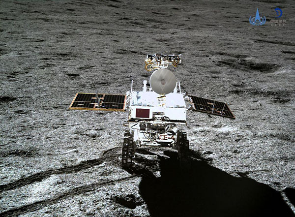 China's Moon Probe Discovers 'Surprising' Temperature Drop