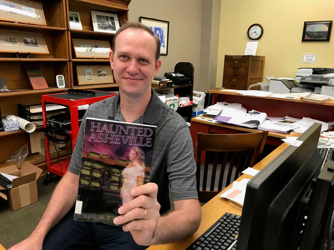 'Haunted Asheville' Is Most Stolen Library Book in County