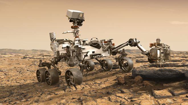 NASA's Next Mars Rover Will Be Called 'Perseverance'