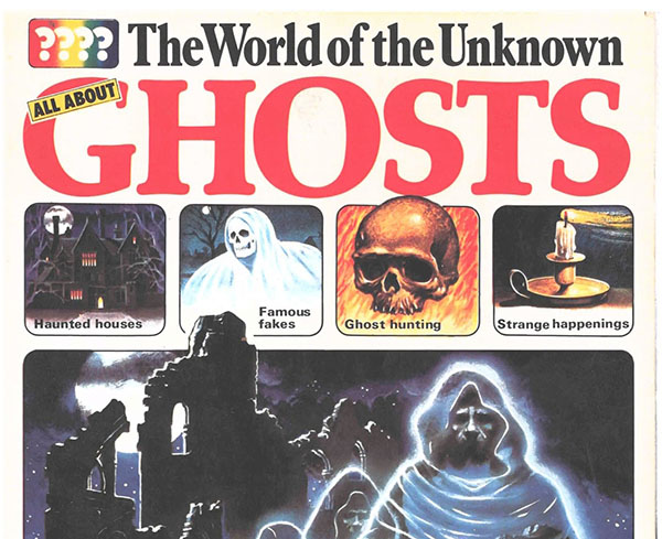 Out-of-print Children's Classic Ghost Book to Be Resurrected