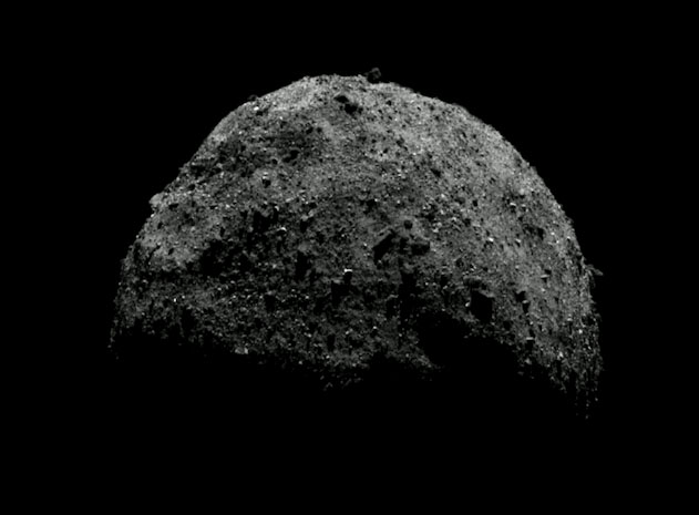 Asteroid Bennu's Spinning Speed Increase Confounds Scientists