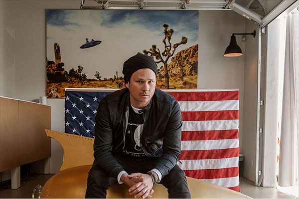 Tom DeLonge Launches New UFO TV Series on History Channel