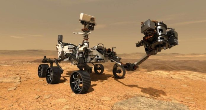 NASA Starts Final Preparations for Mars 2020 Rover Launch