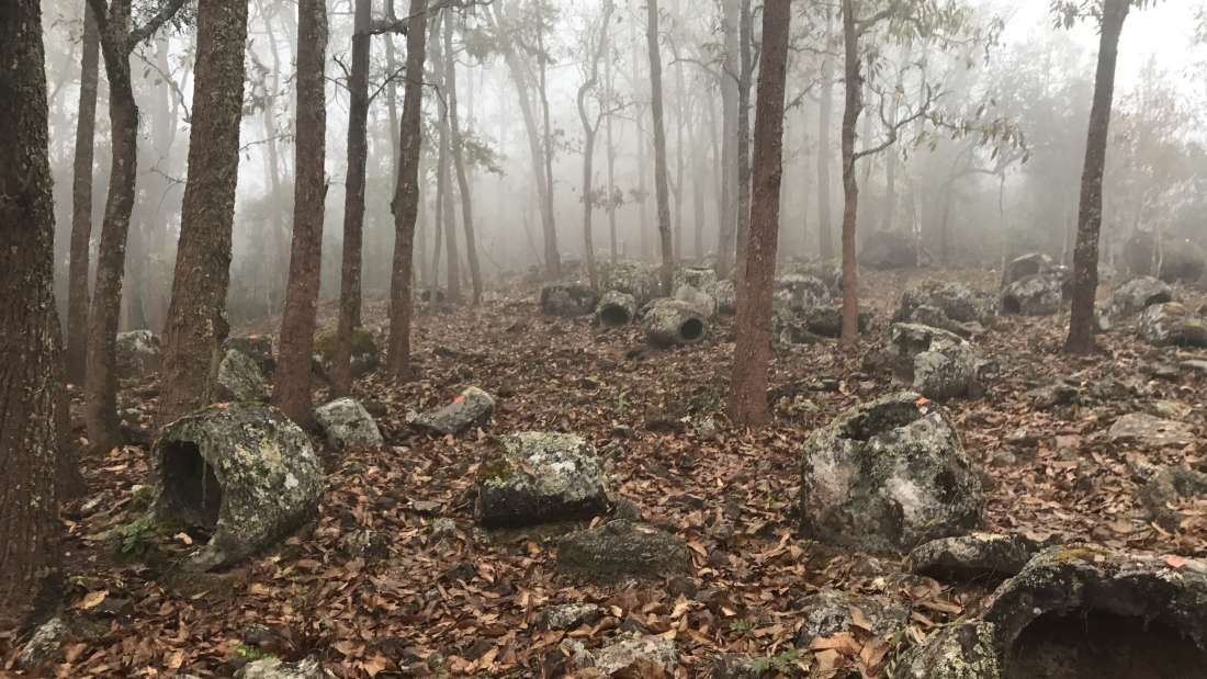 Thousands of Children May Be Interred at 'Plain of Jars' Site