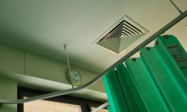 Creepy 'Figure' in Brisbane Hospital Air Vent Frightens Patient