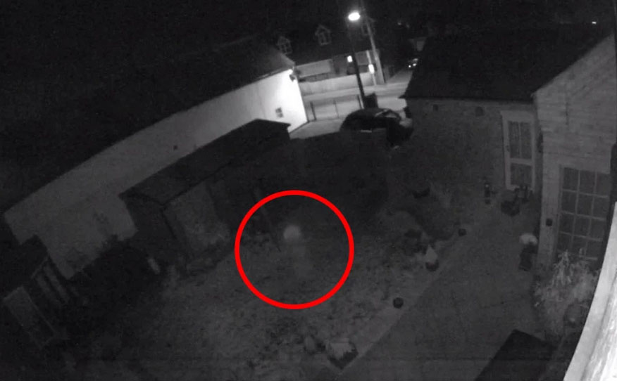 'Child Ghost' Caught in CCTV Footage?