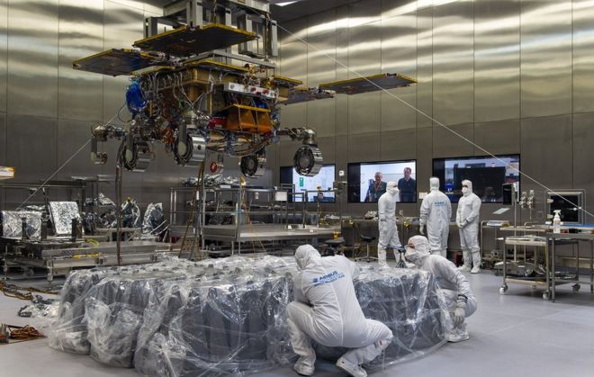 ExoMars Rover Mission Delayed Until 2022