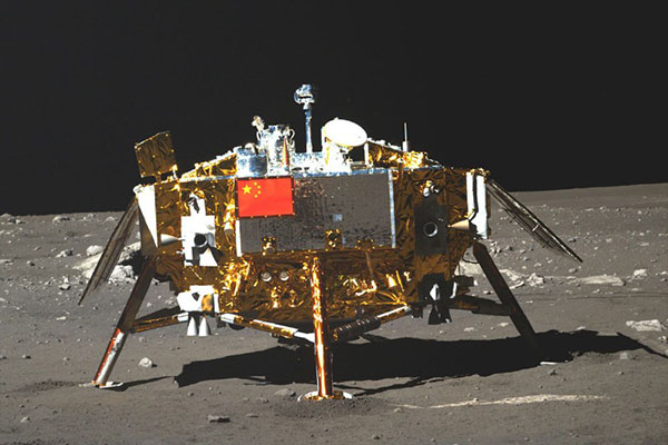 China Has Had a Telescope on the Moon for Two Years