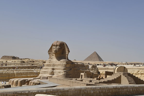 New Water Erosion Evidence Suggests Sphinx Is 800,000 Years-old