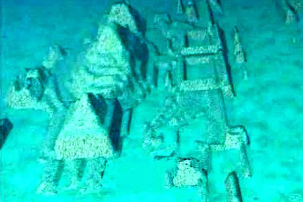 Does the Lost City of Atlantis Lie Beneath the Bermuda Triangle?