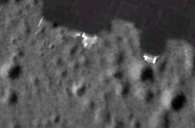 'Alien City' Found on Moon, Claims Researcher