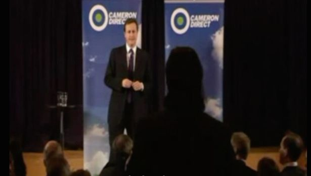 UK Prime Minister David Cameron Pledged 'Openness' on UFOs