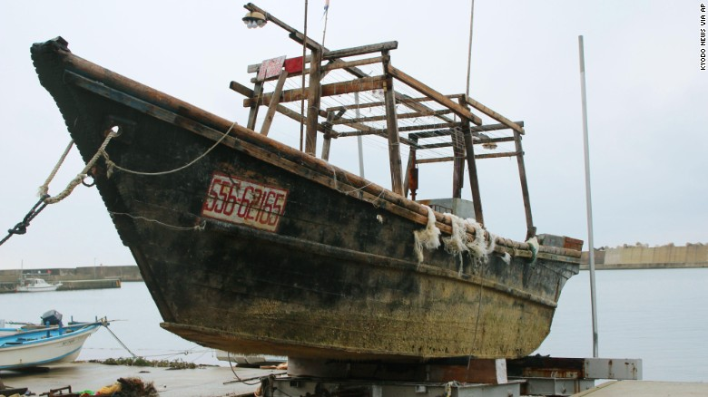 Ghostly Ships Filled with Bodies Arrive on Japan's Shores