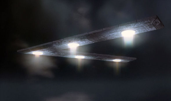 'Triangle UFO' Seen on Both Sides of US Just 24 Hours Apart