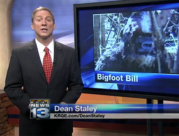 US Senator Drafts 'Bigfoot Bill' to Ban State-Funded Creature Hunt