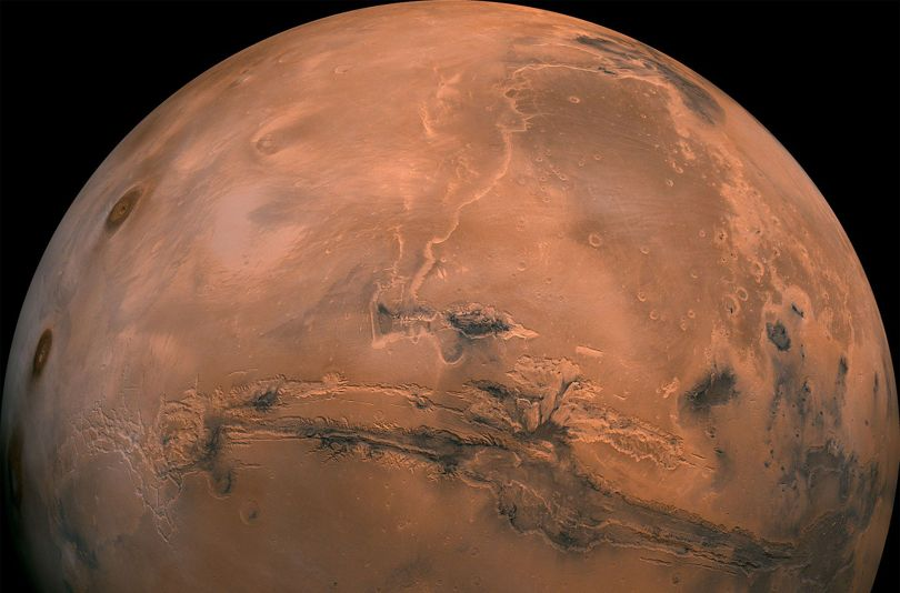 Microbes Shown to Survive in Simulated Martian Conditions